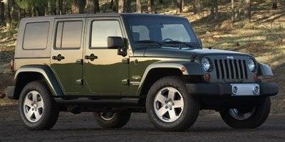 2009 Jeep Wrangler Unlimited Sahara Memphis Tn Area Toyota Dealer