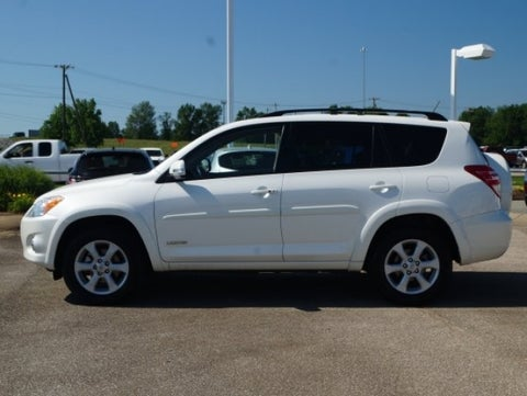Used Toyota Rav4 For Sale >> 2012 Toyota Rav4 Limited Memphis Tn Area Toyota Dealer Serving