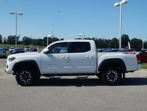 2016 toyota tacoma trd off road in memphis, tn - chuck hutton toyota