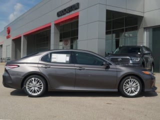 2018 Toyota Camry XLE In Memphis, TN   Chuck Hutton Toyota