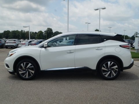 Nissan Dealership Memphis >> 2016 Nissan Murano Platinum Memphis Tn Area Toyota Dealer Serving