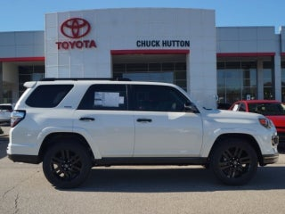 2019 toyota 4runner limited nightshade toyota dealer serving memphis tn new and used toyota. Black Bedroom Furniture Sets. Home Design Ideas