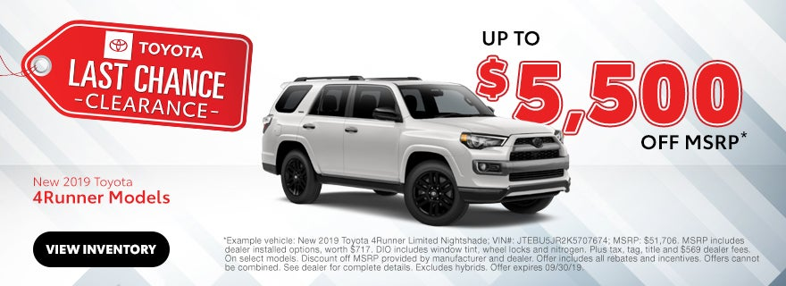 Memphis TN Toyota dealer- New and Used Toyota dealership